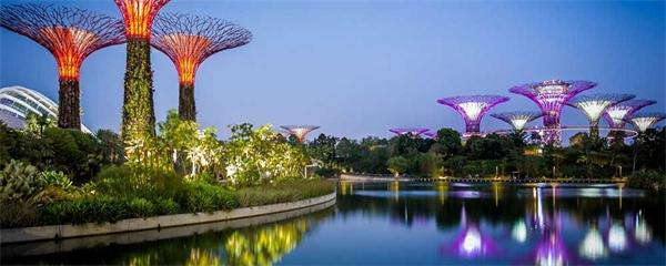 Heta Singapore - värt ett stopp på resan!