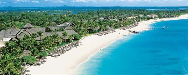 Golf och gastronomi i topp på Mauritiusresort