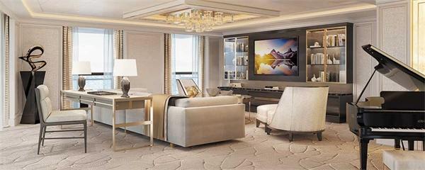 Världens lyxigaste fartyg 2.0 från Regent Cruises kommer 2020