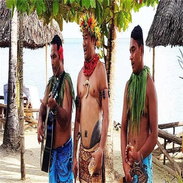 Samoa - Skattkammarön på riktigt