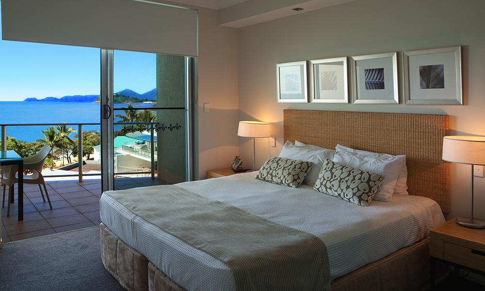 Bo i lägenhet med perfekt strandläge i Australien vid ...