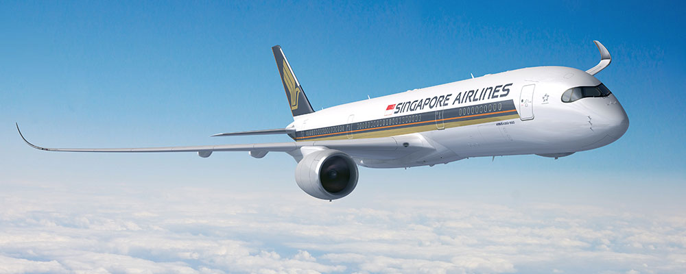 Singapore Airlines toppar listorna 2018